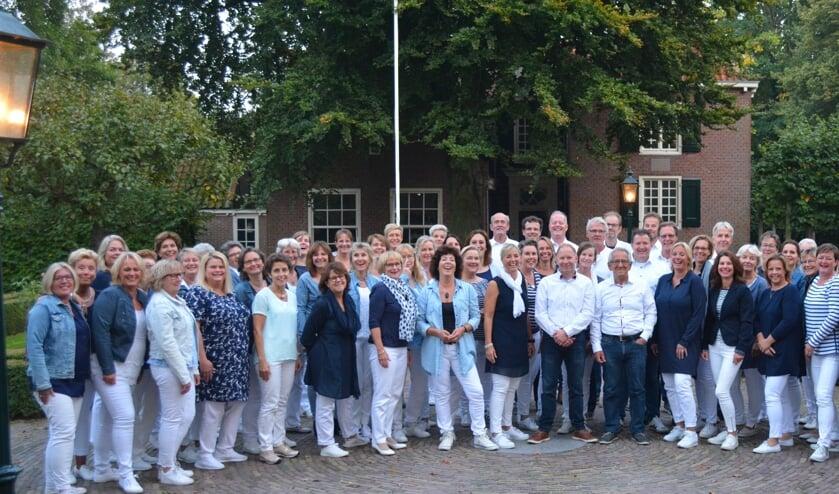 'Goed Gestemd' treedt op in Voorhout. | Foto: PR