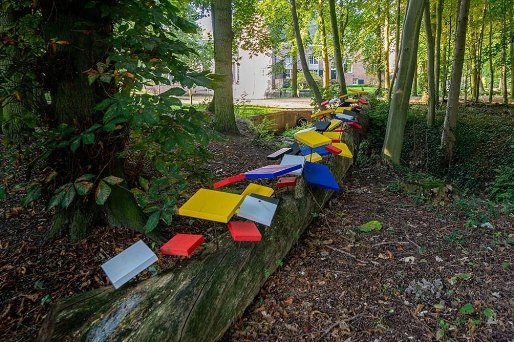 Foto: kasteel groeneveld © Verhagen