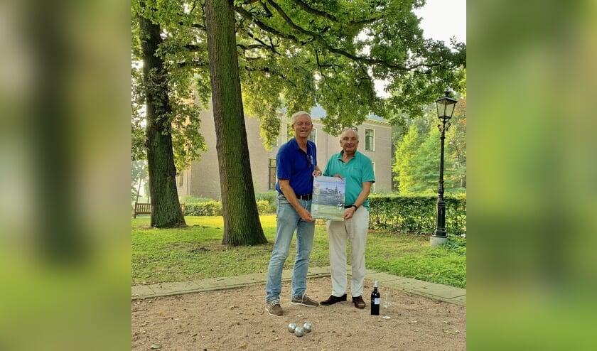 Lionsclub en Rotary slaan de handen in een voor het goede doel: Zij organiseren een wijnproeverij en een jeu de boules-toernooi.