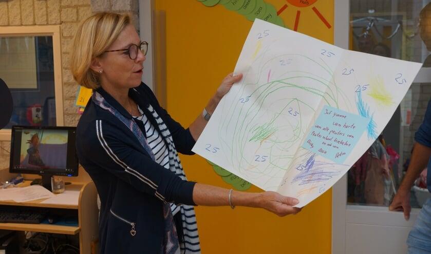 Yvonne werkt sinds 1994 als leerkracht op de Emmaüs. | Foto: PR