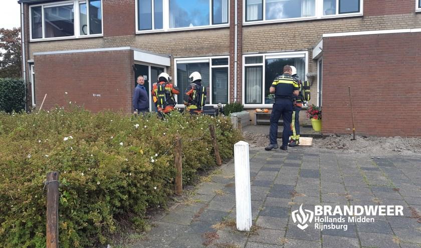 Foto: Brandweer Rijnsburg