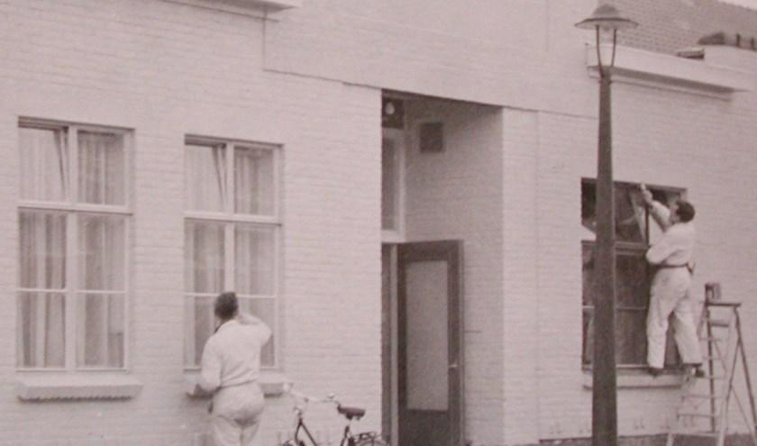 In 1960 kocht de Gereformeerde kerk Salvatori van het Groene Kruis. Het werd toen helemaal opgeknapt.