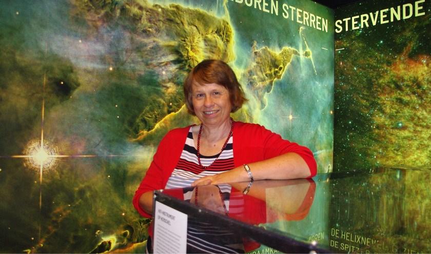 Ewine van Dishoeck: 'De sterren bestuderen maakt je nederiger en toleranter.'