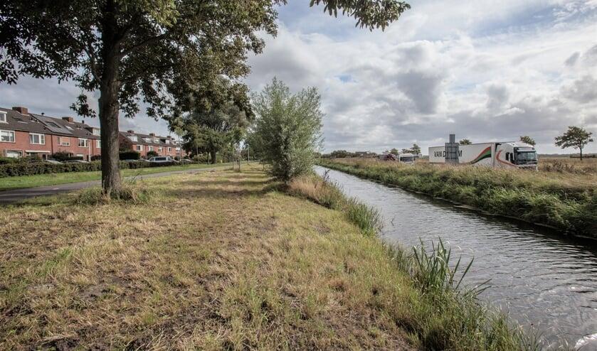 Provincie en aannemer willen in Valkenburg een tijdelijke Tjalmaweg voor de woningen van Duinzicht  langs. | Foto: Adrie van Duijvenvoorde