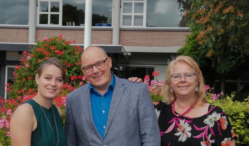 Eva Rusman, John van der Tol en Hella Radic-Hoogland. | Foto: Esther Akerboom