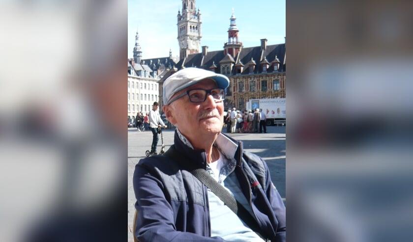 Henk Kasbergen.