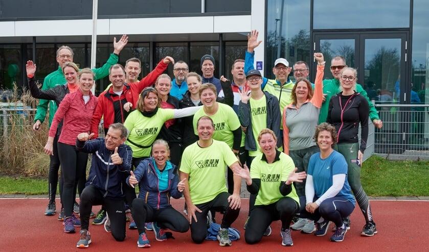 Deze RunStarters pakten het hardlopen weer op, of waagden zich er voor het eerst aan.