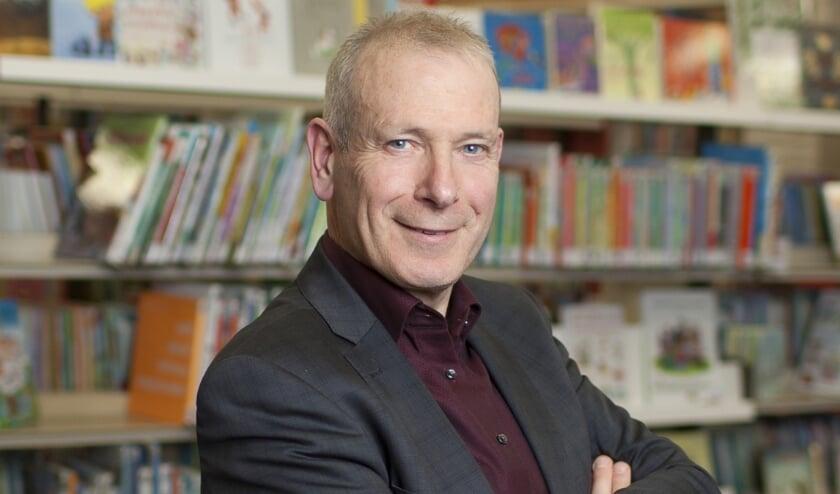Hans Portengen, directeur Bibliotheek Bollenstreek