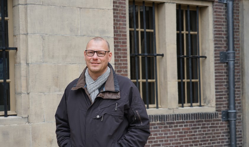Sportformateur Wouter de Groot begeleidt de totstandkoming van een Lokaal Sportakkoord in Leiderdorp.