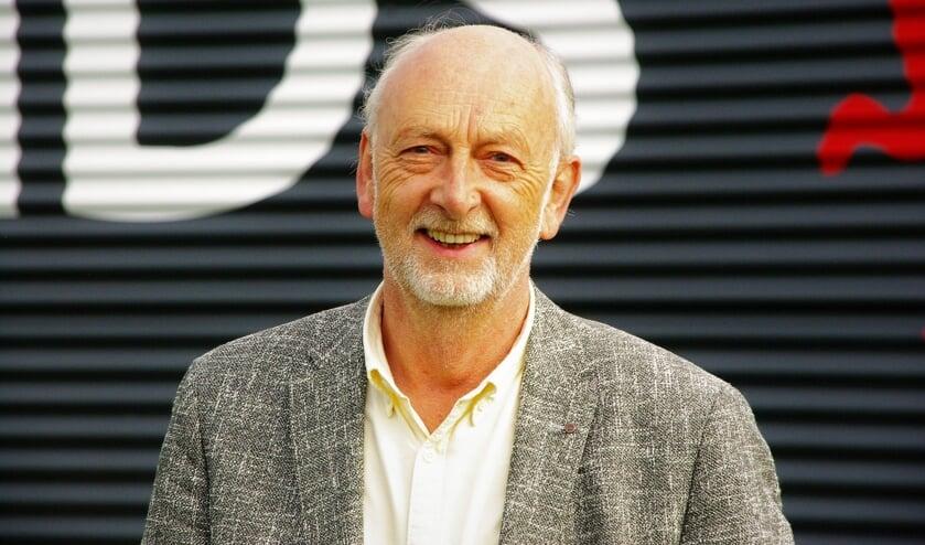 <p>John Swieringa vertrekt eind volgende week van het Rijnlands Lyceum. |&nbsp;</p>