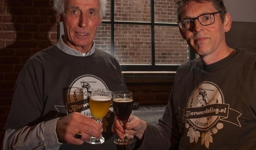 <p>Een biertje Binnen is ook heerlijk.</p>