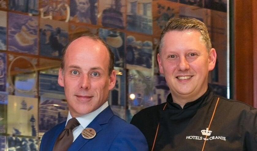 Friso Bouwmeester en Gijs Verbeek.