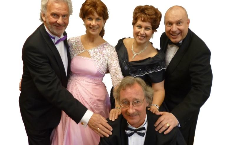 La Musiquette staat garant voor interactie met het publiek. Het ensemble zingt operetteliederen, opera en musical.