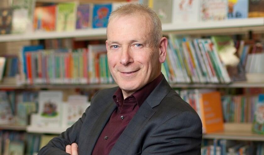 <p>Hans Portengen is al vanaf het begin directeur-bestuurder van de Bibliotheek Bollenstreek.</p>