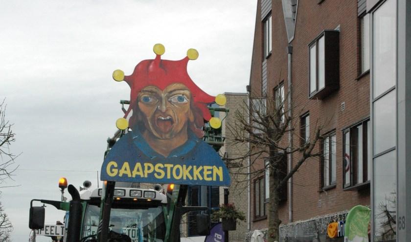 De Gaapstokken zijn klaar voor carnaval!