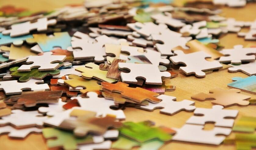 Kom puzzelen bij De Meerkoet. Dit keer niet om een prijs, maar puur voor de gezelligheid.