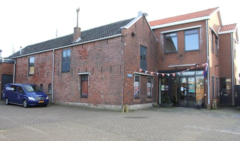 Er liggen plannen voor woningbouw op de plek van Admiraal-De Witt.