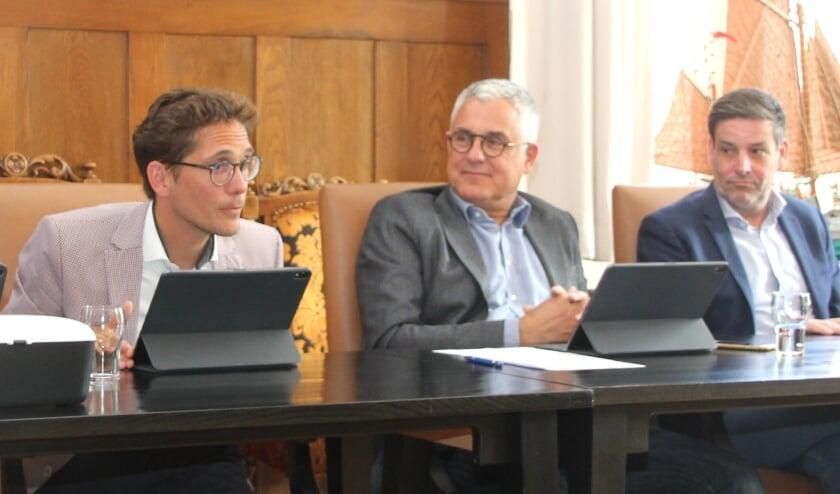 Roberto ter Hark: 'We hebben gereageerd zoals de gemeenteraad van ons verwacht met 'Ja,mits'.