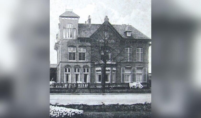 Villa Casa Nova.   Foto: archief SVvOH.