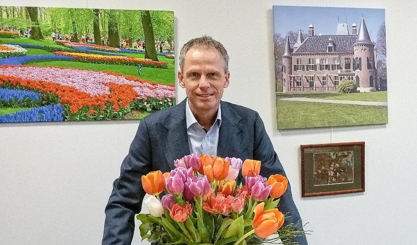 Directeur Bart Siemerink.   Foto: Arie in 't Veld.