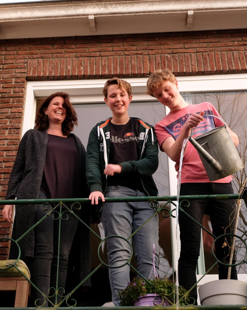 Van Wassenaerlaan 39. | Foto Corine den Hoed Foto: Corine den Hoed © uitgeverij Verhagen