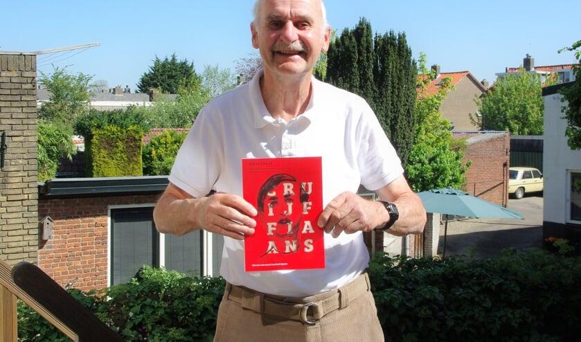Rob Siekmanns boek 'Cruijffiaans' is genomineerd voor de Onze Taal/ANV-taalboekenprijs. | Archieffoto