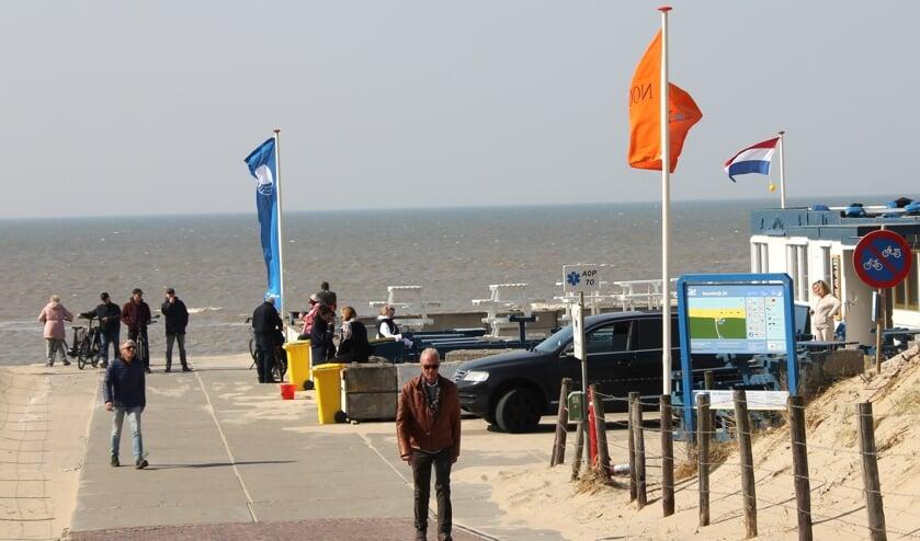 Bij bezoekers groeit nadrukkelijk de belangstelling voor een bezoek aan een zonovergoten strand.   Foto: WS