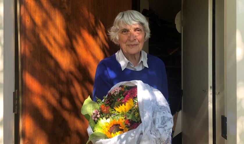 Gerda van Agt werd onlangs 83 jaar.