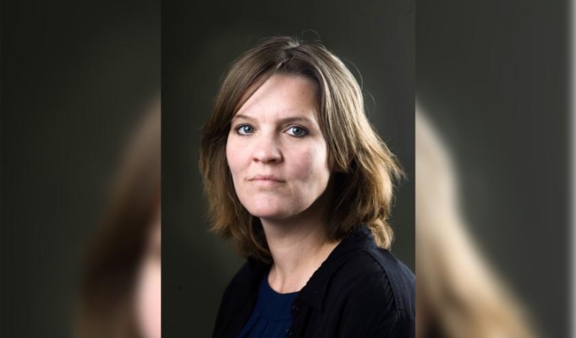 Auteur Marijke Schermer. | Foto: pr.