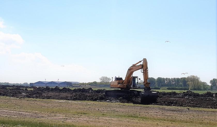 Er moeten snel woningen gebouwd worden op het voormalige vliegkamp Valkenburg. | Foto: RD