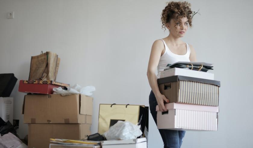 Mensen die net een huis hebben gekocht, hebben vermoedelijk tegen een lagere rente een hypotheek kunnen krijgen. De rente stijgt nu weer langzaam door de coronacrisis.