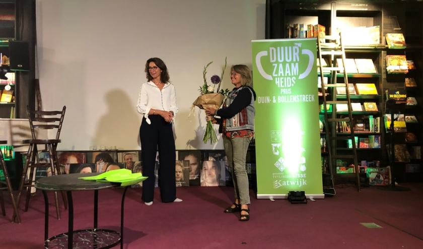 Martha Baalbergen is een van de halve finalisten van de Duurzaamheidsprijs. | Foto: PR