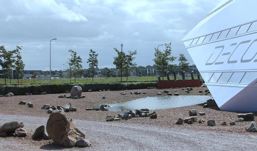 Er wordt hard gewerkt aan een  toekomstvisie voor Space Campus Noordwijk. | Foto: Wim Siemerink