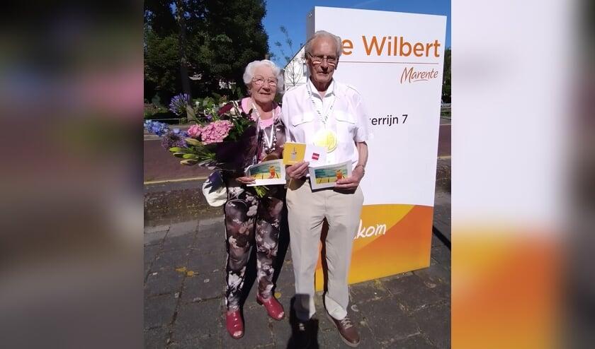 Het echtpaar Rooijakkers is al decennialang actief als vrijwilligers bij De Wilbert. | Foto: PR