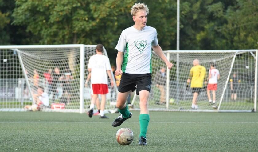 Het zomeravondvoetbal bij FC Lisse is weer begonnen, uiteraard volgens de coronamaatregelen.