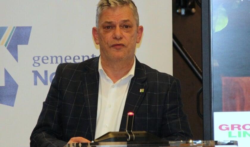 De motie van Louis Koppel (GL) om de GOM te betrekken  bij het opwekken windenergie kreeg voldoende steun.