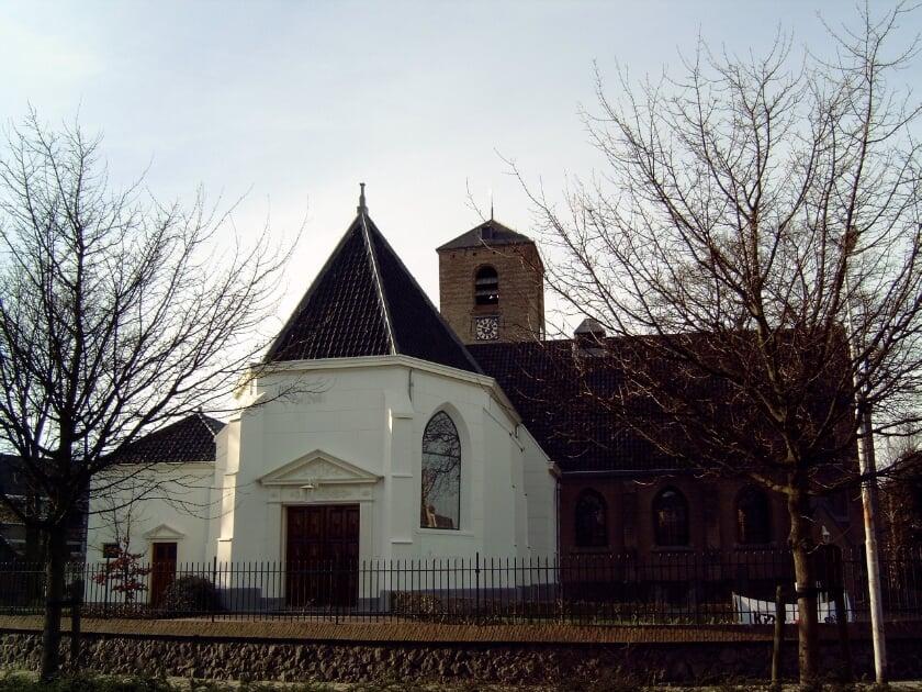 <p>De Grote Kerk in Lisse</p>