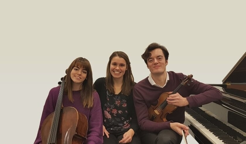 Het Laurens Trio.