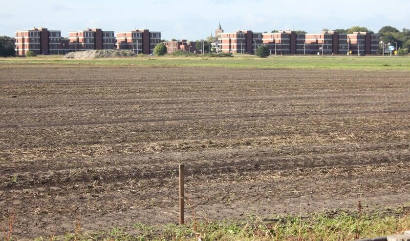 <p>De politieke strijd is nog steeds niet gestreden over wel of niet compleet volbouwen van Bronsgeest. | Foto: WS</p>