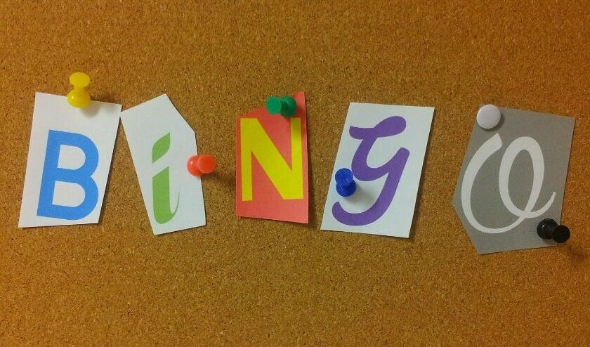 <p>Onder meer een bingo maakt deel uit van het festival dat de Gaapstokken gaan organiseren.</p>