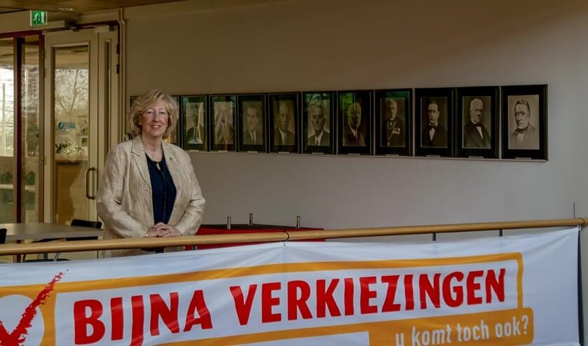 <p>Burgemeester Laila Driessen roept iedereen op vooral zijn of haar stem uit te brengen bij de Tweede Kamerverkiezingen.&nbsp;</p>