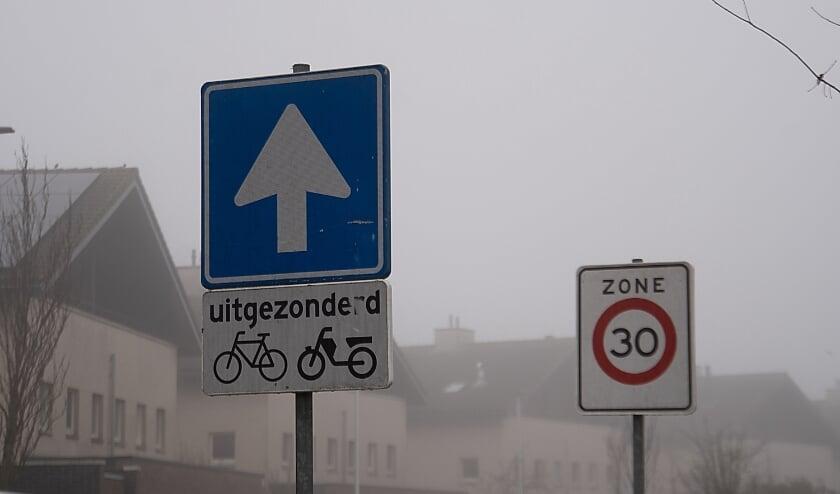 <p>Het eerste grote vervangingsproject van verkeersborden vindt dit jaar plaats in de wijk Leyhof. Dit zal op duurzame wijze worden aangepakt.&nbsp;</p>