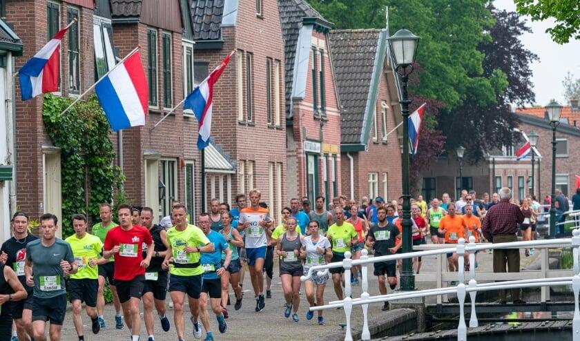 <p>Iedereen kijkt uit naar de Leiden Marathon.</p>