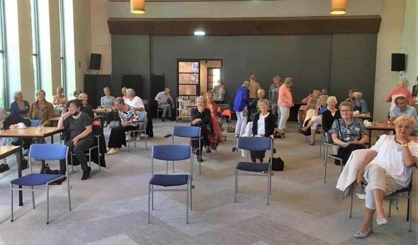 <p>Op donderdag 24 juni konden de Dorpscentrum-vrijwilligers weer bijeenkomen.  </p>