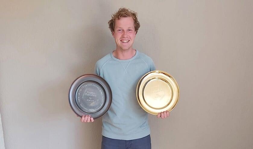 <p>Oegstgeestenaar Jop van der Wiel is de Beste Kenner van het seizoen 2020-2021. </p>