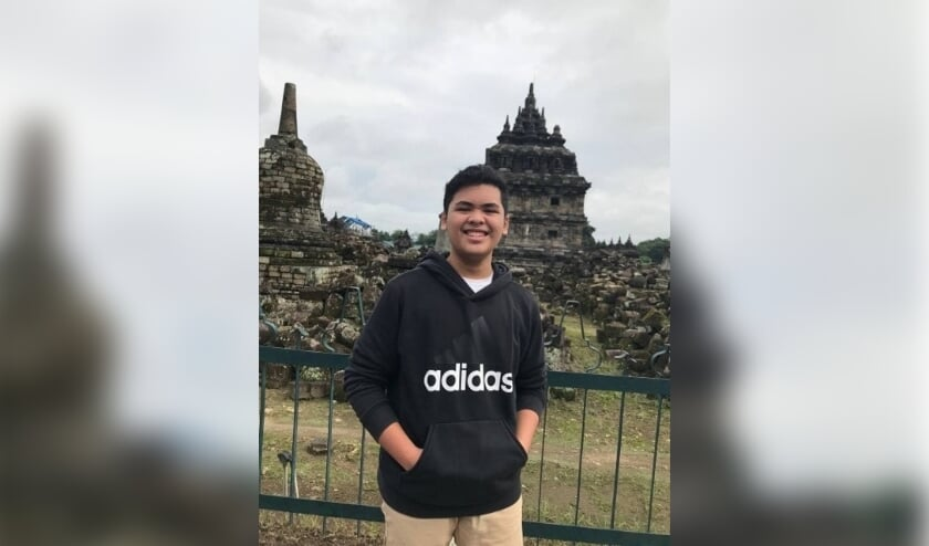 Zidan wil als uitwisselingsstudent een jaar in Nederland naar school en zoekt een gastgezin in Lisse.