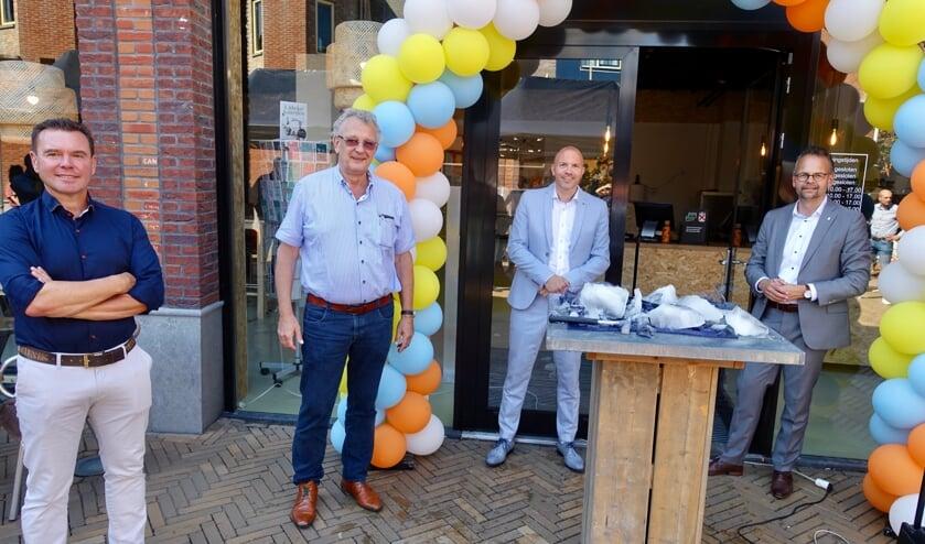 <p>Afgelopen donderdagmiddag werd &#39;t Klaslokaal aan het Emmaplein officieel geopend.</p>