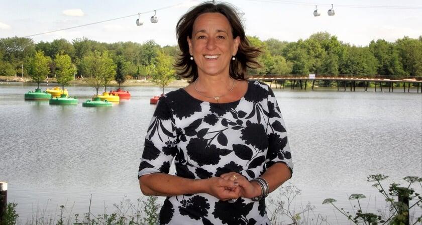 <p>Oegstgeestenaar Annemarie Gerards leidt het communicatie-team van de Floriade Expo 2022 in Almere.  &nbsp;</p>