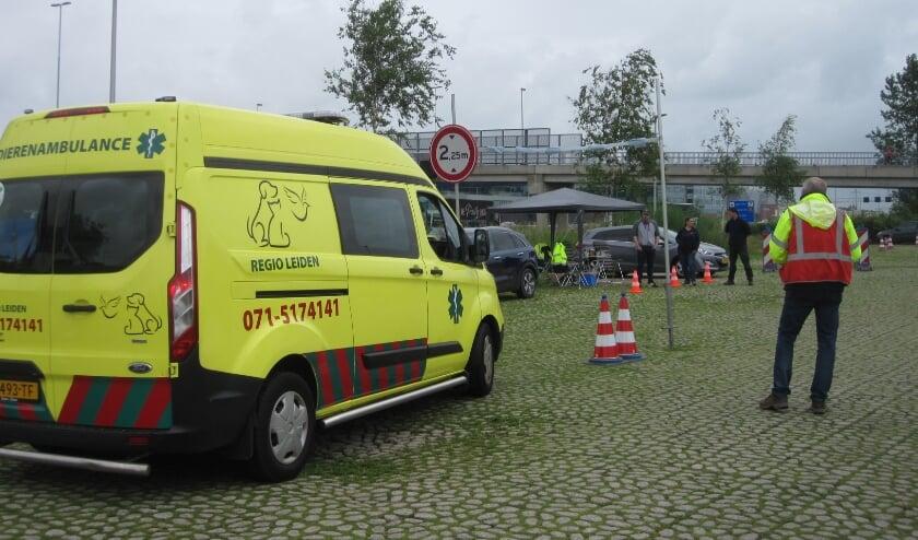 <p>De chauffeurs moeten onder meer letten op hoogtebeperkingen die een obstakel kunnen zijn voor uit de kluiten gewassen dierenambulance. | Foto: PR</p>