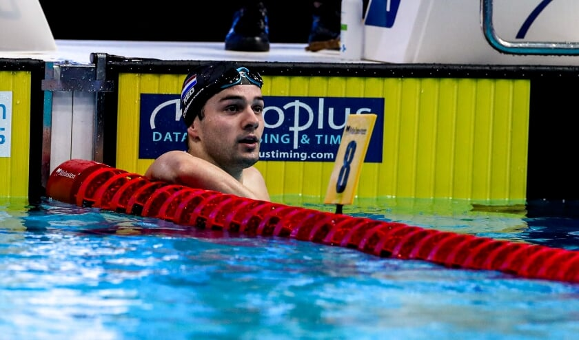 <p>Arno Kamminga is de eerste Katwijker die een Olympische medaille wint. | Foto: Marcel ter Bals / Orange Pictures</p>